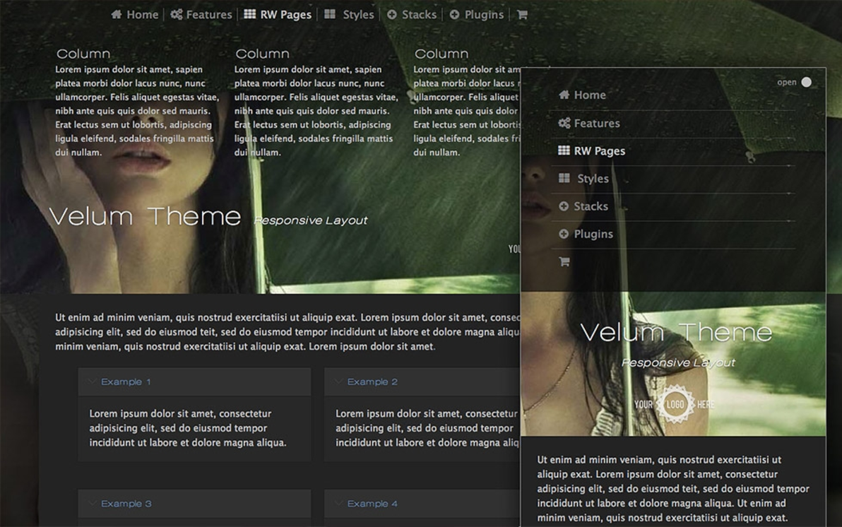Velum screenshot