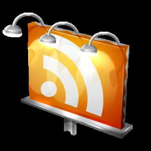 RSS List icon