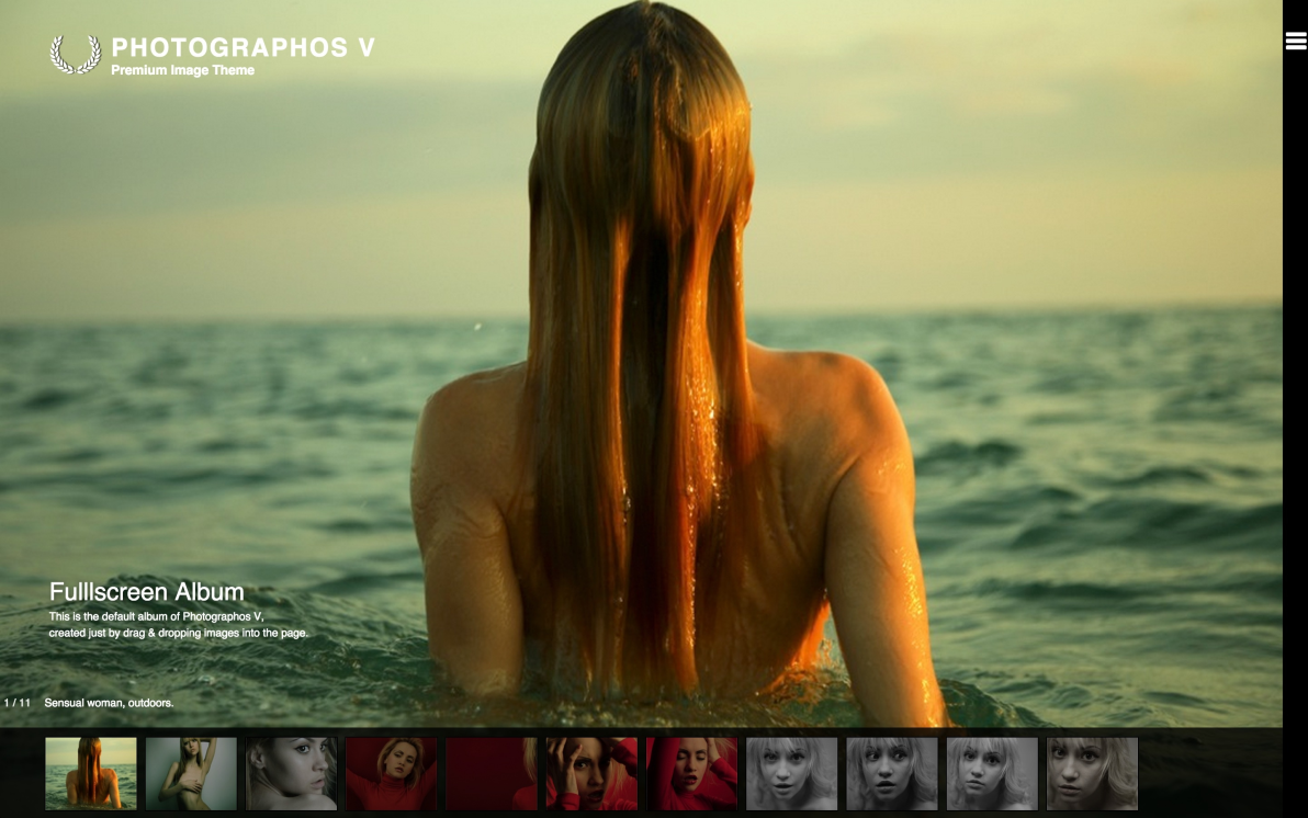 Photographos V screenshot