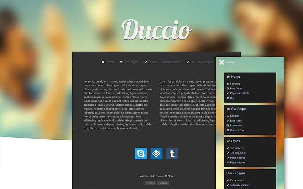 Duccio screenshot