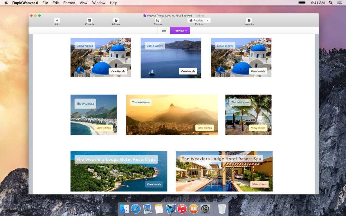HotelModeThing screenshot
