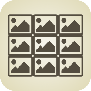 Simple Background Repeat Stack icon