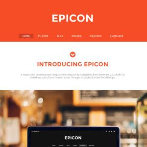 Epicon icon