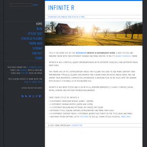 Infinite R icon