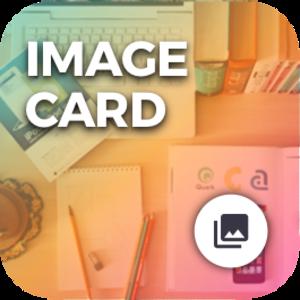 Image Card icon