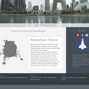 Lander Pro icon