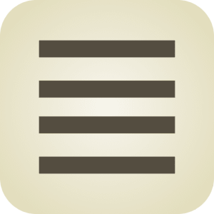 Hyphenate Stack icon