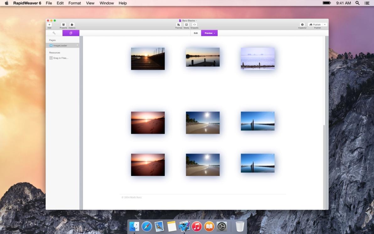 Image Loader screenshot