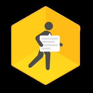 Walkthrough icon