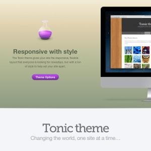 Tonic icon