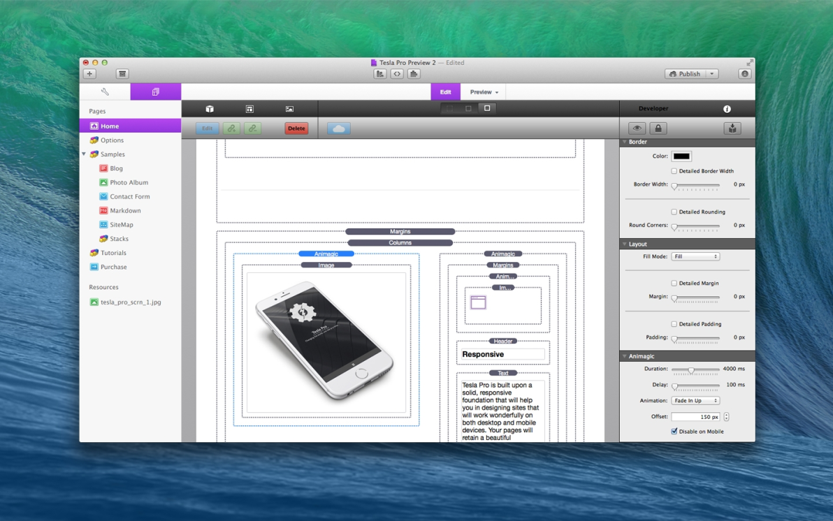 Animagic screenshot