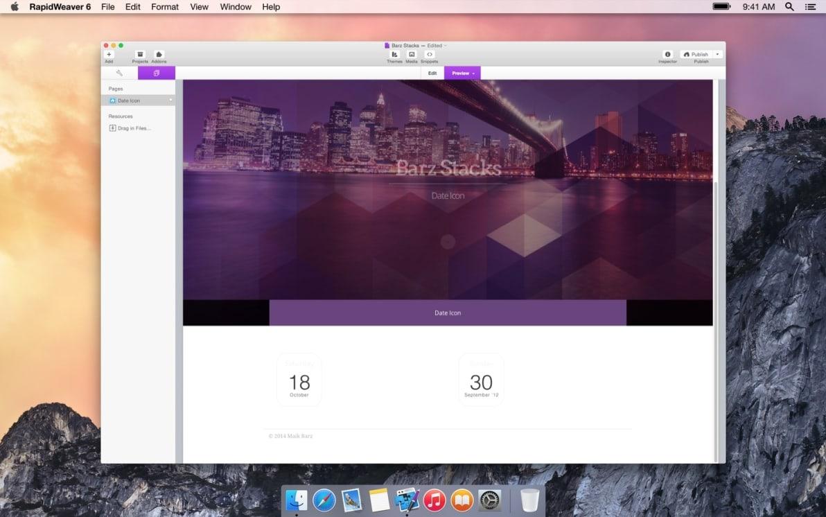 Date Icon screenshot