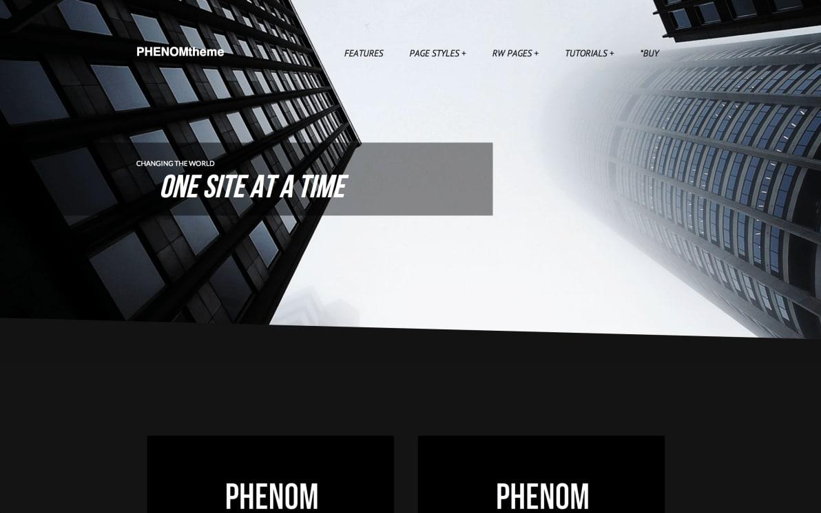 Phenom screenshot
