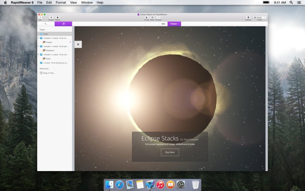 Eclipse Backgrounds screenshot