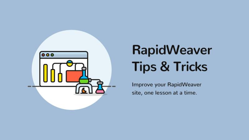 RapidWeaver Video Tutorials | RapidWeaver Community