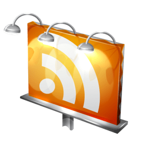 RSS List icon