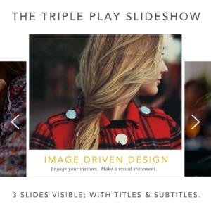 Triple Play Slideshow icon