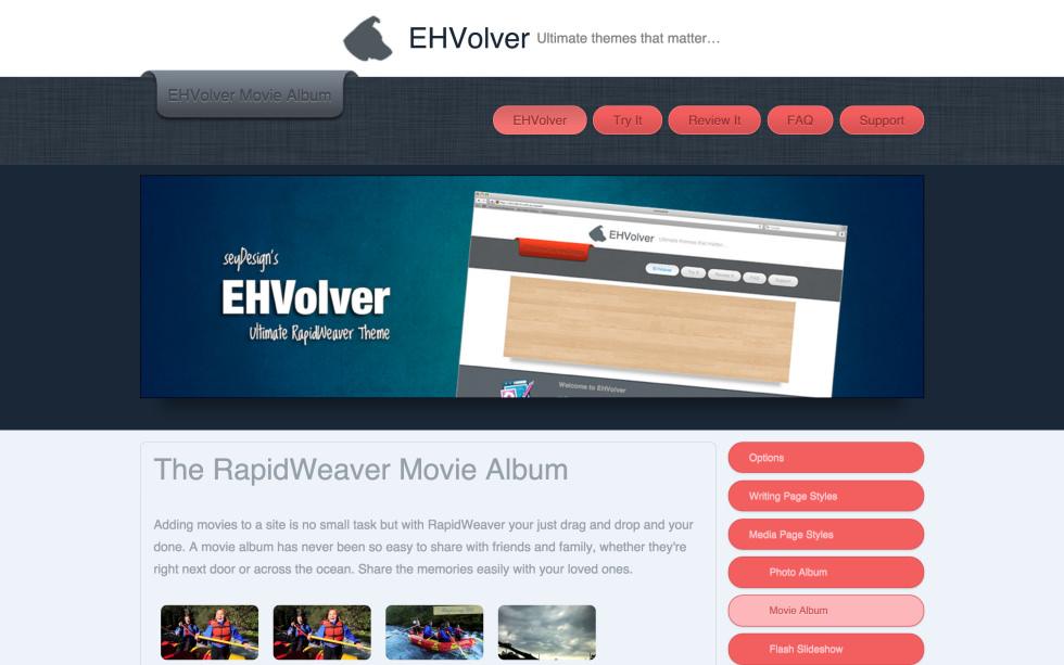 seyDesign EHVolver screenshot