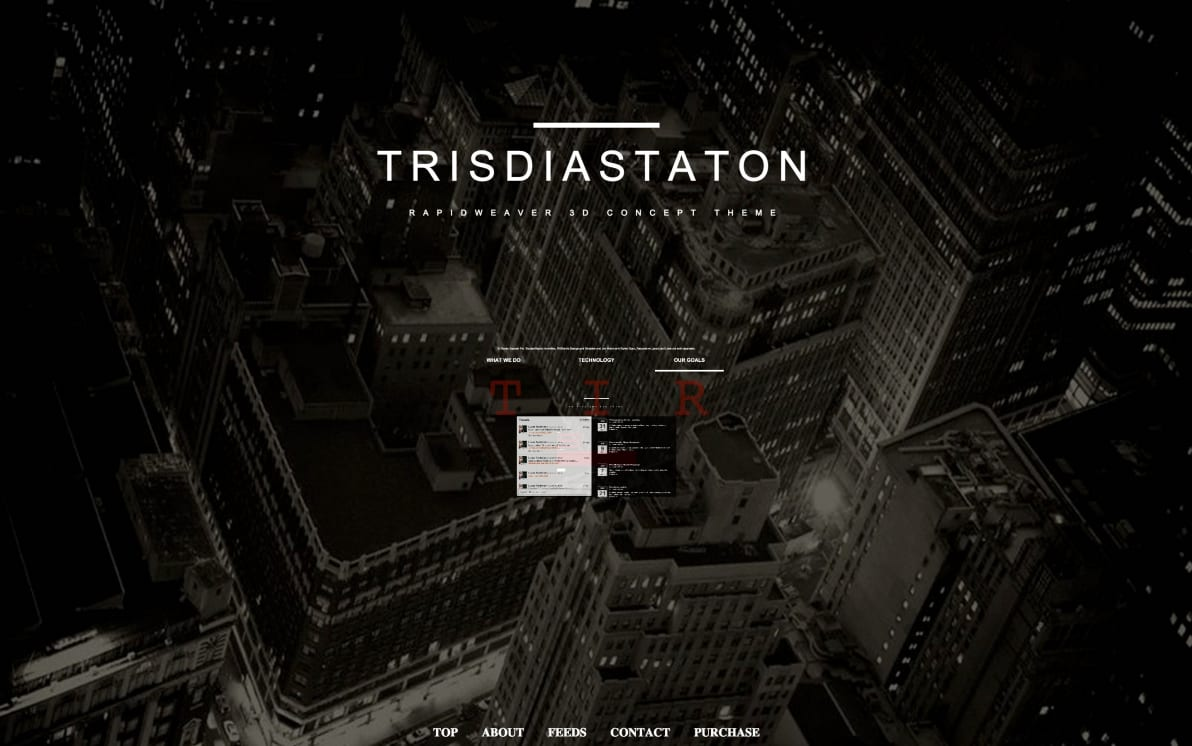 Trisdiastaton screenshot