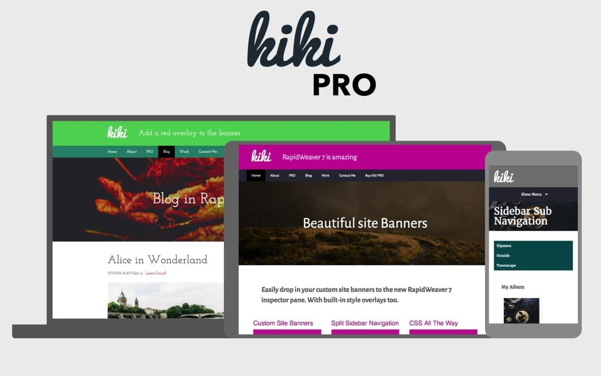 Kiki PRO screenshot
