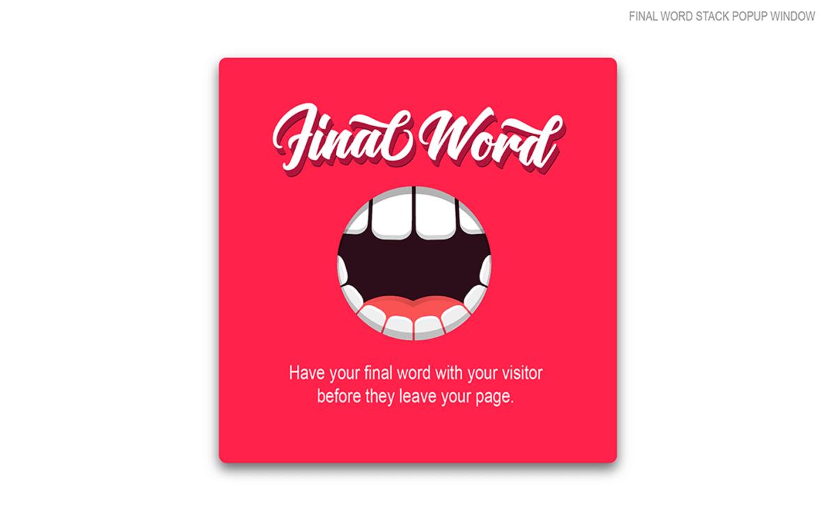 Final Word 2 screenshot