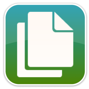 Page Transition icon