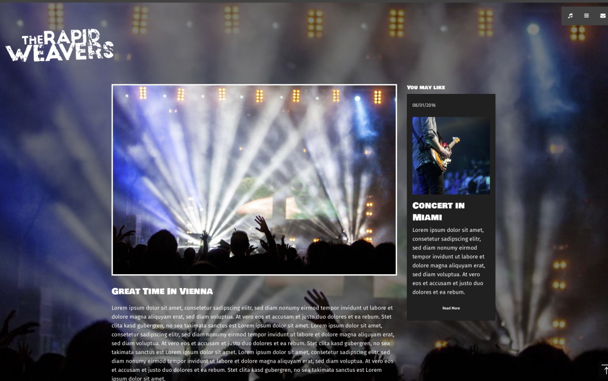 The Band screenshot