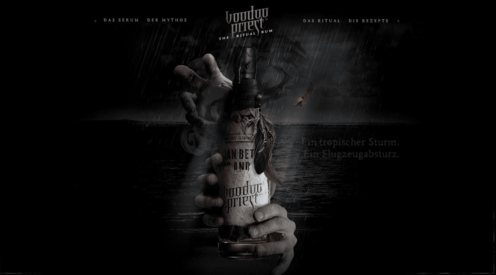 Voodoo Priest | RapidWeaver Gallery | RapidWeaver Community