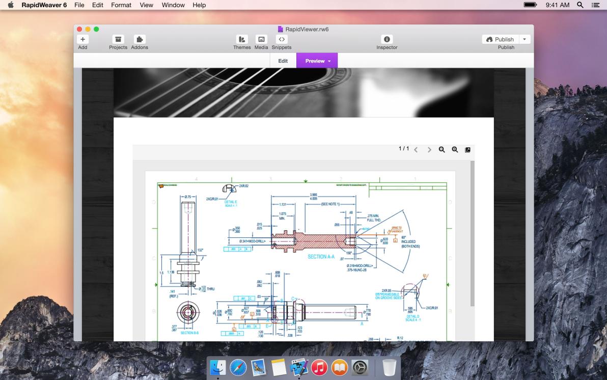 RapidViewer screenshot
