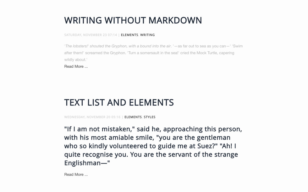 Write screenshot