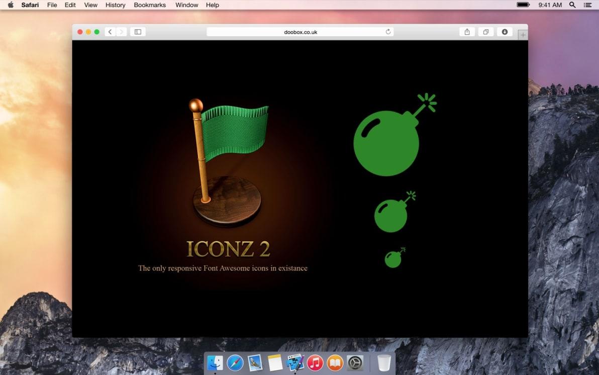 Iconz 2 screenshot