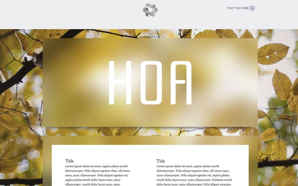 Hoa screenshot