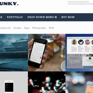 Chunky icon