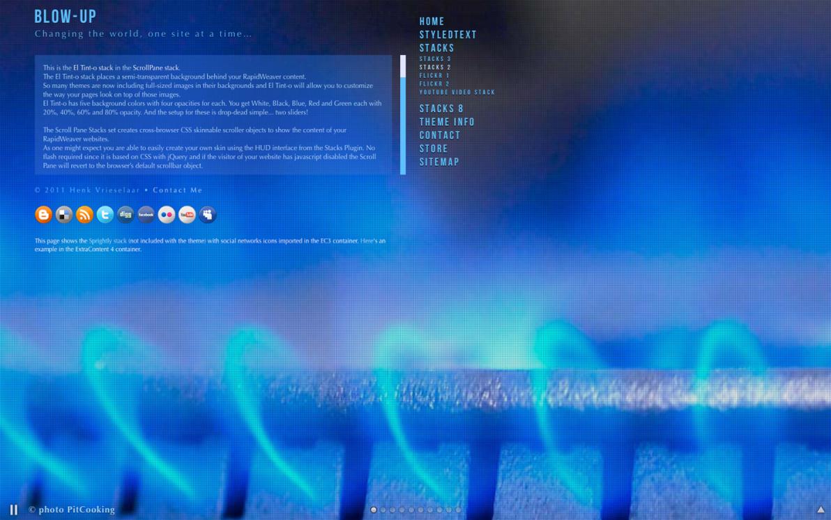 Blow-Up screenshot