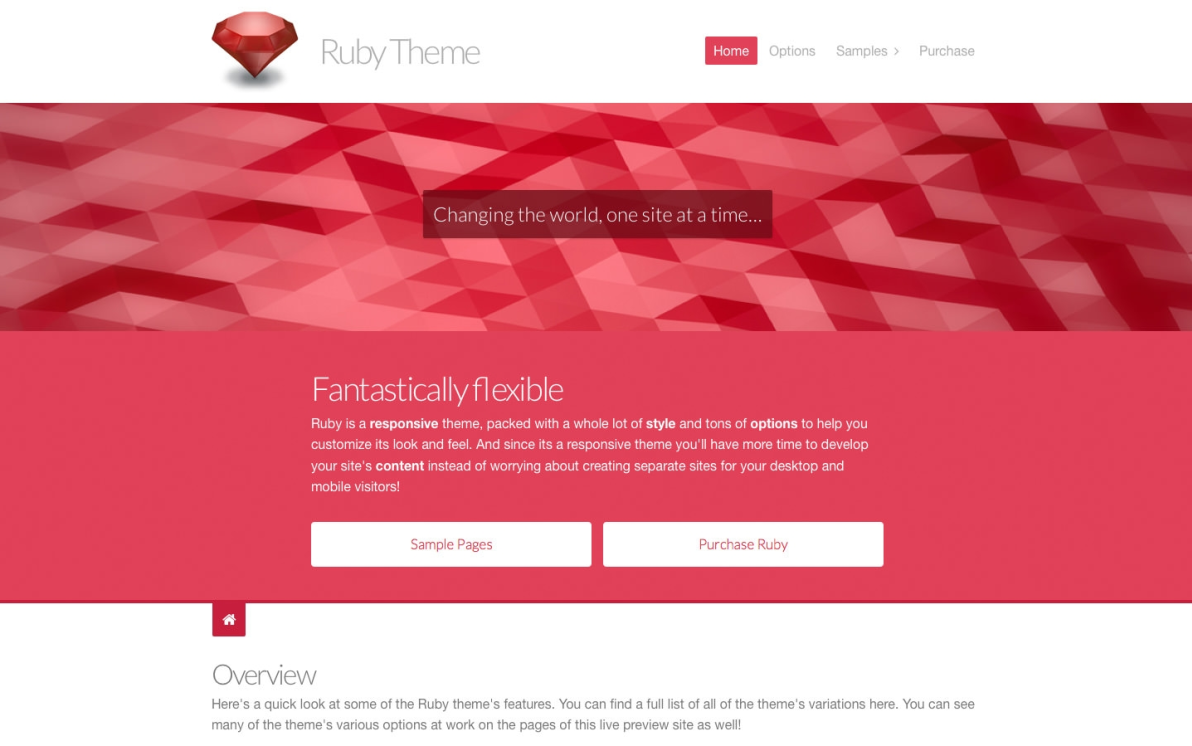 Ruby screenshot