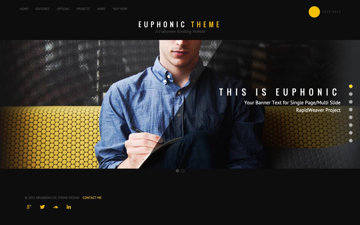 Euphonic screenshot