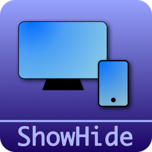 ShowHide Stack icon