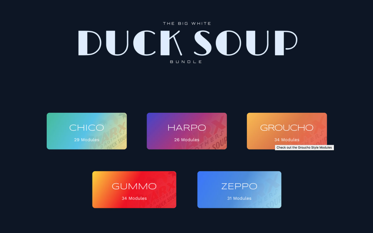 Duck Soup screenshot