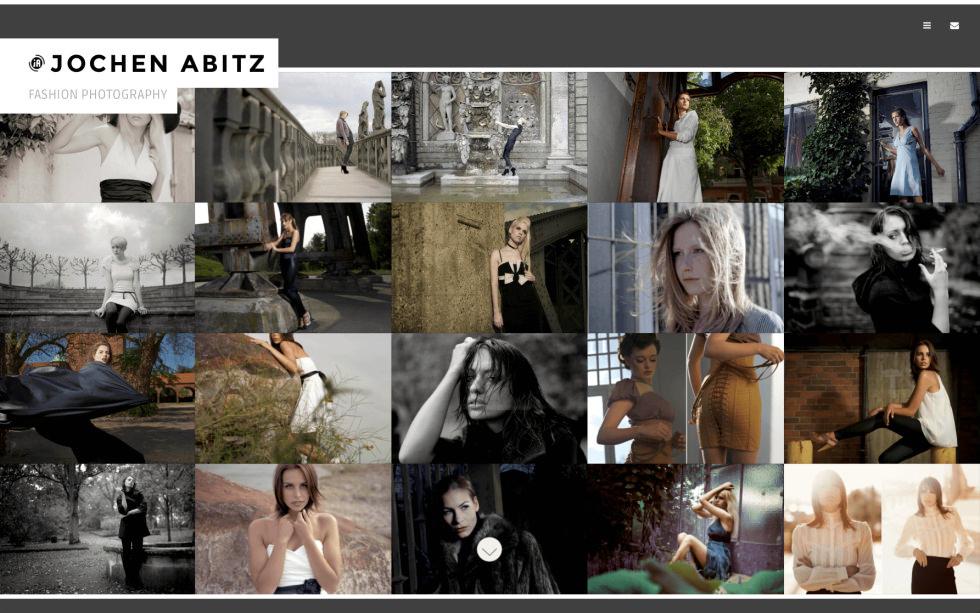 Photostories Fashion screenshot