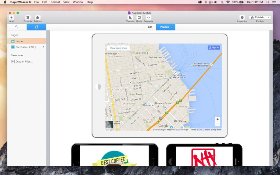 Augment Mobile screenshot