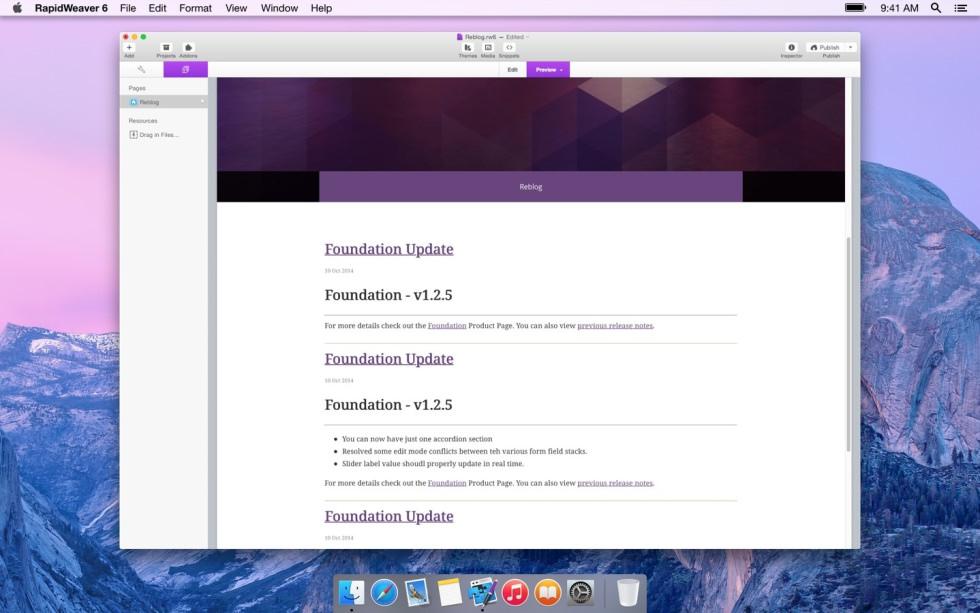 Reblog screenshot