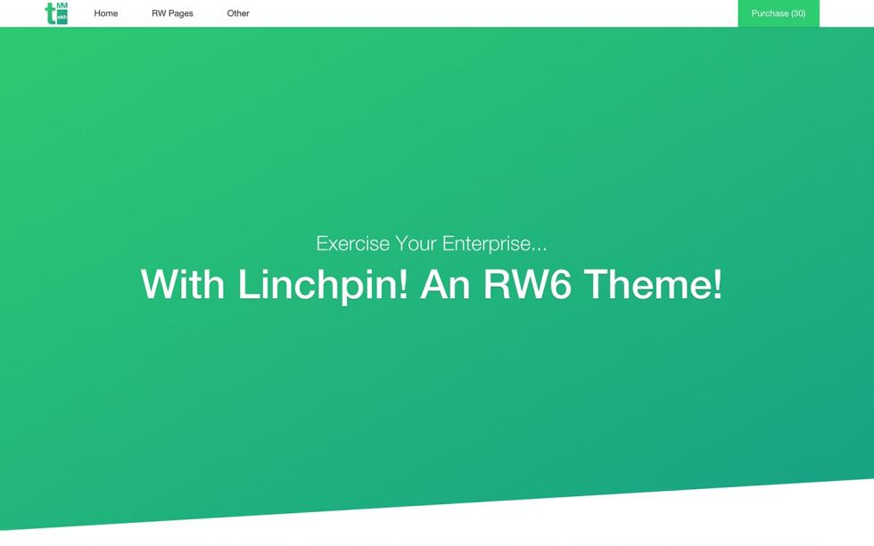 Linchpin screenshot