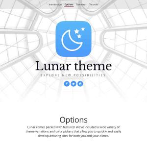Lunar icon