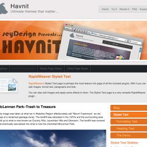 seyDesign Havnit icon