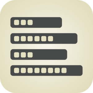 Contact Form Placeholder Stack icon