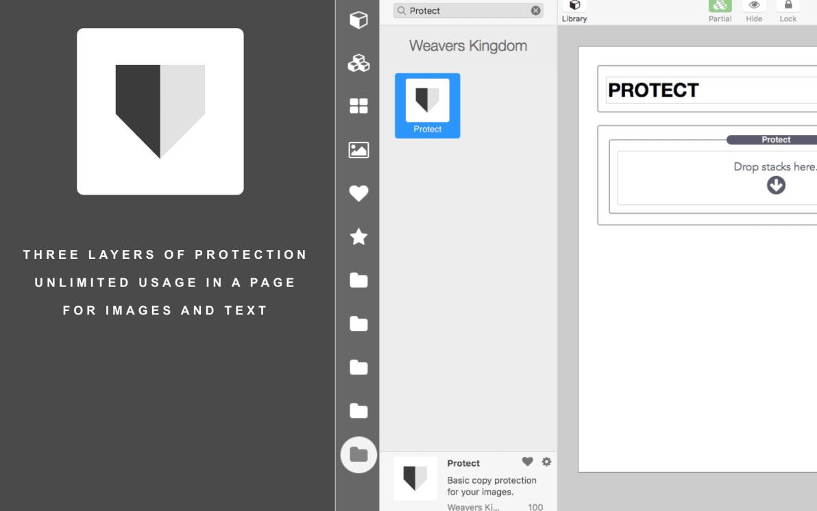 Protect screenshot