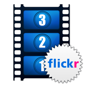 Flickr Video icon