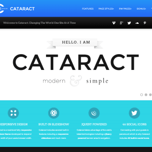 Cataract icon