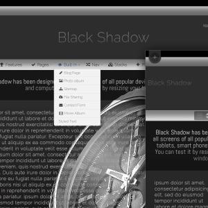 Black Shadow icon