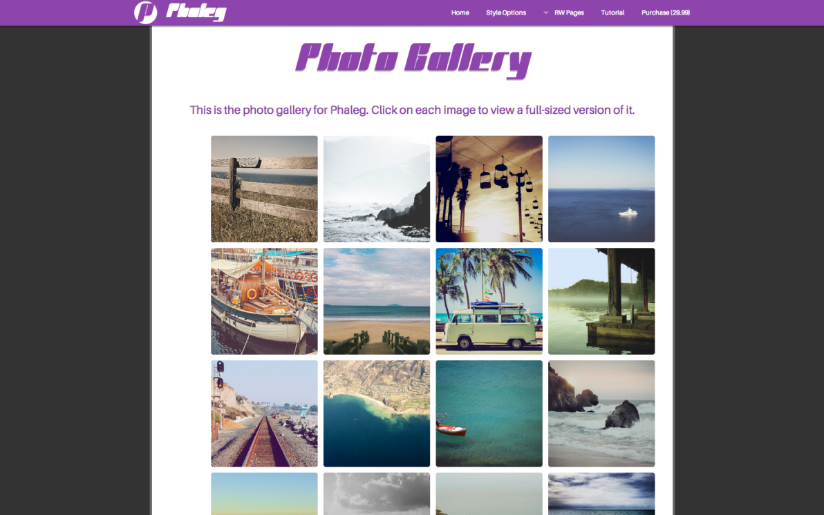 Phaleg screenshot